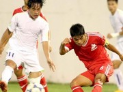 Bóng đá - Khó cho SL Nghệ An, Gia Lai, Đồng Tâm Long An