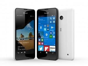 Điện thoại Lumia 550 giá rẻ sẵn sàng lên kệ