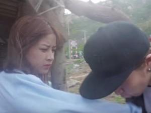 """Phim - Video: Chi Pu bị Gil Lê """"cưỡng hôn"""""""