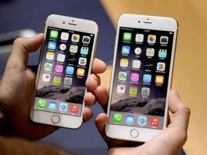 """Thời trang Hi-tech - iPhone 6s """"hút"""" khách hơn iPhone 6s Plus"""