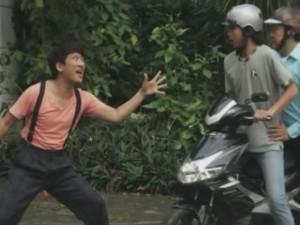Trường Giang bị lừa mất cả xe máy