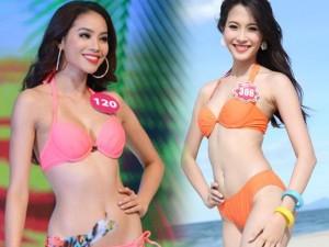 """7 """"nàng hậu"""" ngực nhỏ vẫn quyến rũ của showbiz Việt"""
