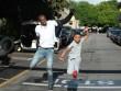 """""""Tia chớp"""" Usain Bolt chạy thua nhóc 8 tuổi"""