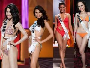 Điểm mặt 7 nhan sắc Việt đi thi Miss Universe