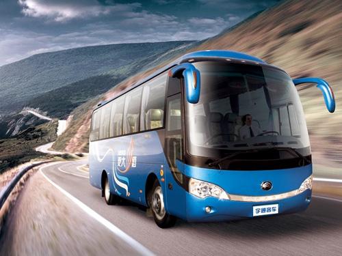Xe buýt tự lái đầu tiên trên thế giới trình làng - 1