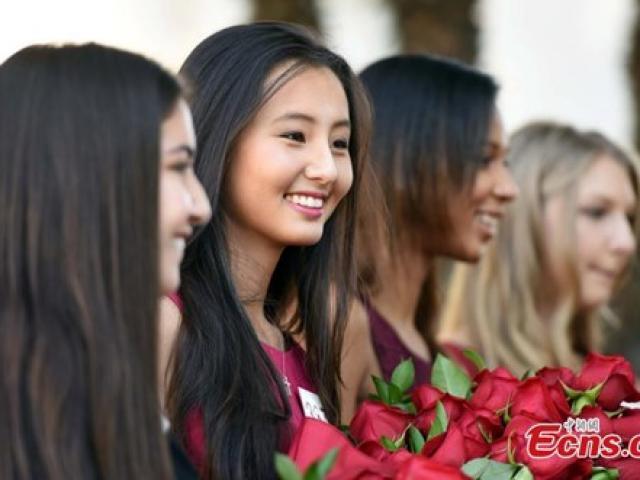 """Dân mạng phát sốt với """"bông hồng lai"""" Trung – Mỹ"""