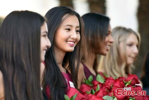 """Dân mạng phát sốt với """"bông hồng lai"""" Trung – Mỹ - 4"""