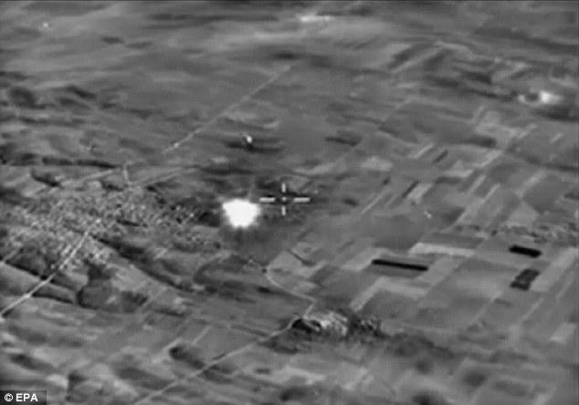 Mỹ khẳng định 4 tên lửa Nga bay lạc sang… Iran - 2