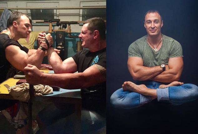 """Gặp gỡ những người ăn chay cơ bắp cực """"khủng"""" - 2"""