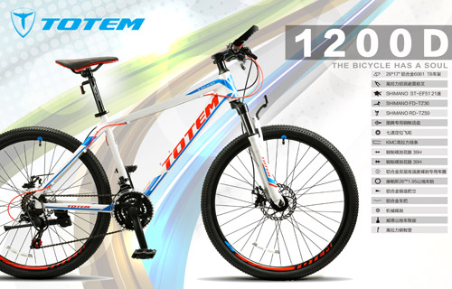 Xe đạp thể thao TOTEM và trải nghiệm hữu ích cho người dùng - 4