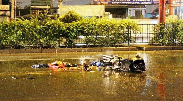 TPHCM: Truy tìm ô tô cán chết 2 người rồi bỏ trốn - 4