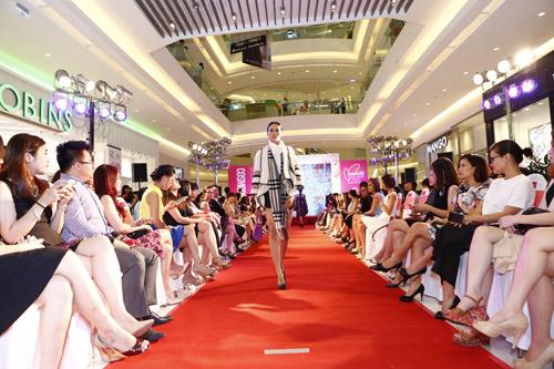 """Graphic in Fashion"" gây ấn tượng tại Cosmopolitan Beauty Awards 2015 - 11"