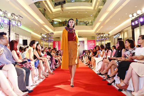 """Graphic in Fashion"" gây ấn tượng tại Cosmopolitan Beauty Awards 2015 - 13"