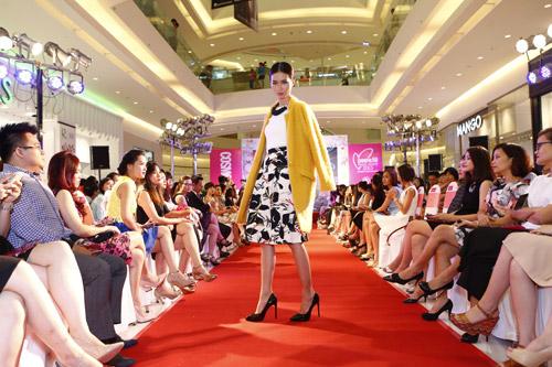 """Graphic in Fashion"" gây ấn tượng tại Cosmopolitan Beauty Awards 2015 - 12"