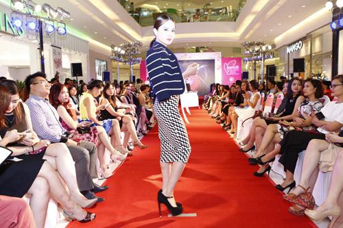 """Graphic in Fashion"" gây ấn tượng tại Cosmopolitan Beauty Awards 2015 - 6"