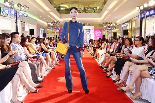 """Graphic in Fashion"" gây ấn tượng tại Cosmopolitan Beauty Awards 2015 - 8"