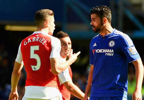 Hậu derby, Chelsea - Arsenal bị FA phạt bổ sung - 1