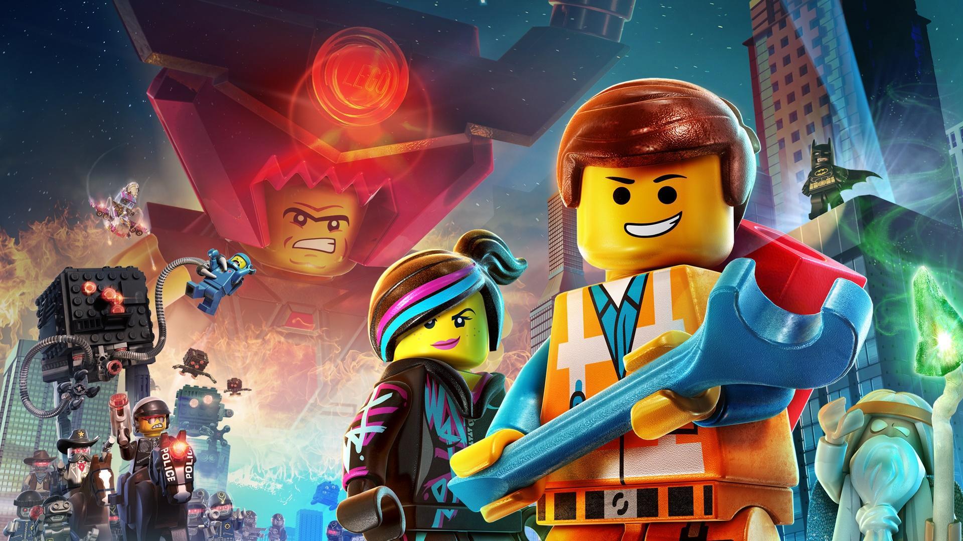 Video phim: Thế giới Lego vui nhộn - 1