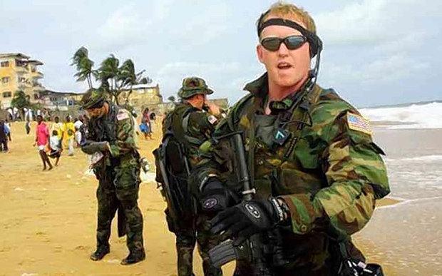 Người hùng tiêu diệt bin Laden bị IS dọa giết - 1
