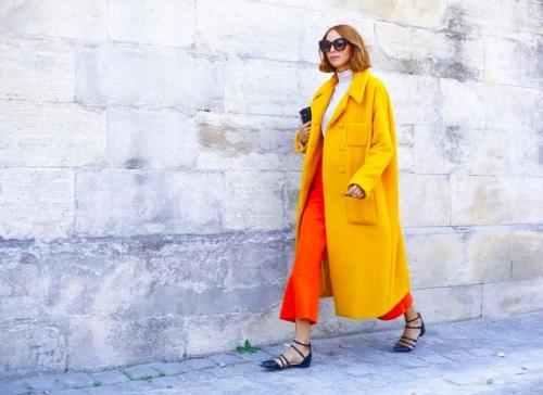 Ngắm tín đồ đẹp lộng lẫy giữa nắng vàng Paris - 15