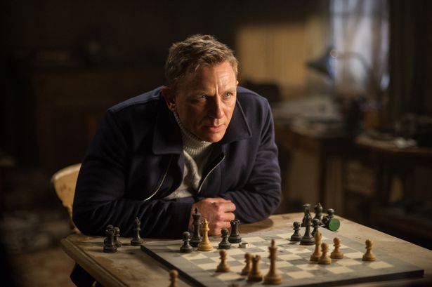 Daniel Craig bỏ túi 60 triệu USD cho vai James Bond - 1
