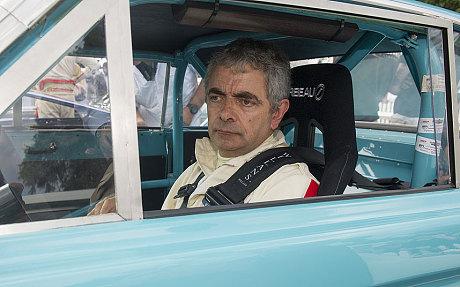 """Tình yêu xe hơi và đam mê đua xe tốc độ của """"Mr.Bean"""" - 12"""