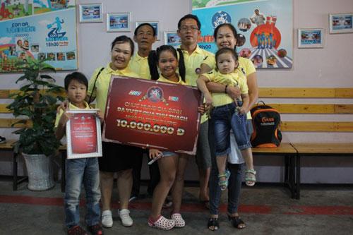 Quyền Linh lo lắng cho hành trình chinh phục thử thách của các gia đình - 7