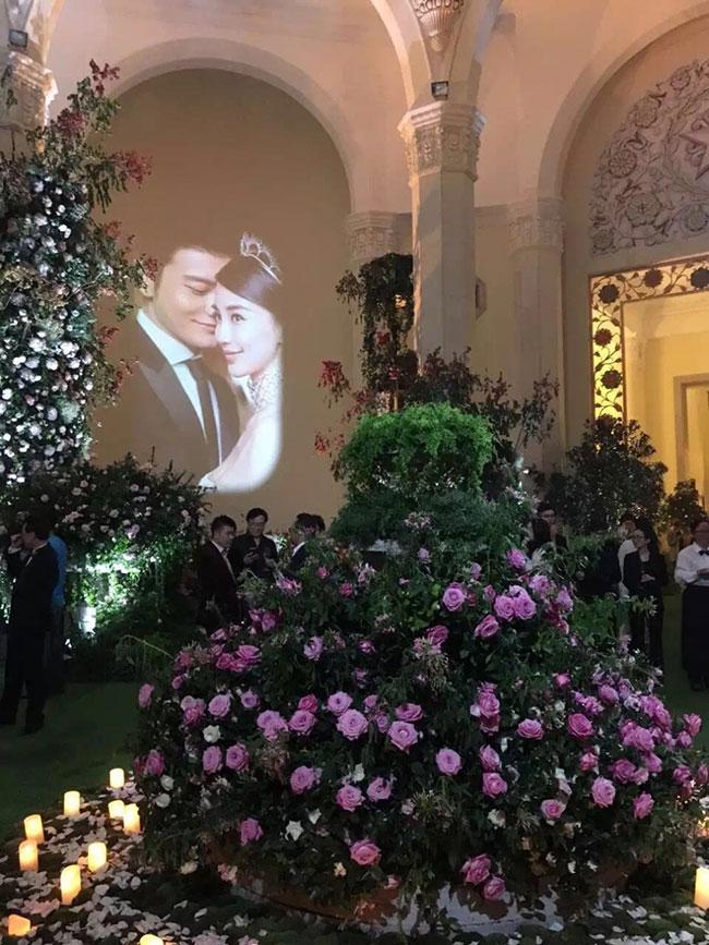 """Bóc giá """"đám cưới thế kỷ"""" gần 700 tỷ của Huỳnh Hiểu Minh - 2"""