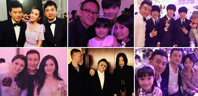 """Bóc giá """"đám cưới thế kỷ"""" gần 700 tỷ của Huỳnh Hiểu Minh - 11"""