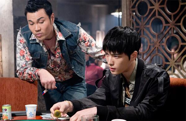 Trai đẹp Kim Jae Joong (JYJ) hóa giang hồ bài bạc - 1