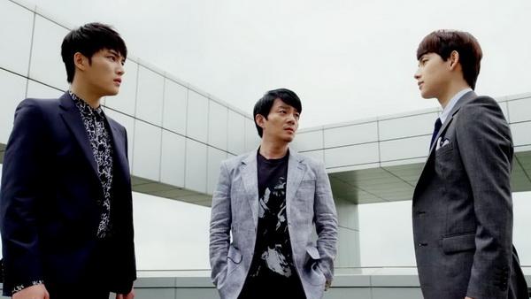 Trai đẹp Kim Jae Joong (JYJ) hóa giang hồ bài bạc - 2