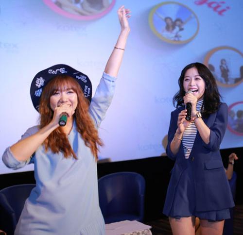 Chi Pu, Hari Won chia sẻ khó khăn thời mới lập nghiệp - 1