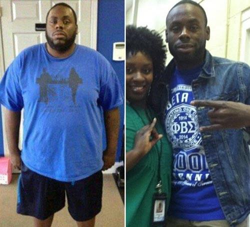 "Chàng trai 159kg giảm 75kg: ""Marathon là lẽ sống"" - 3"