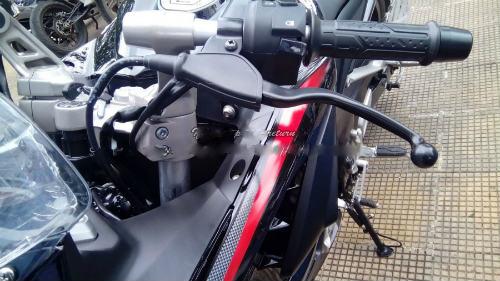 Lộ diện hàng khủng Bajaj Pulsar RS200 Demon Black - 5