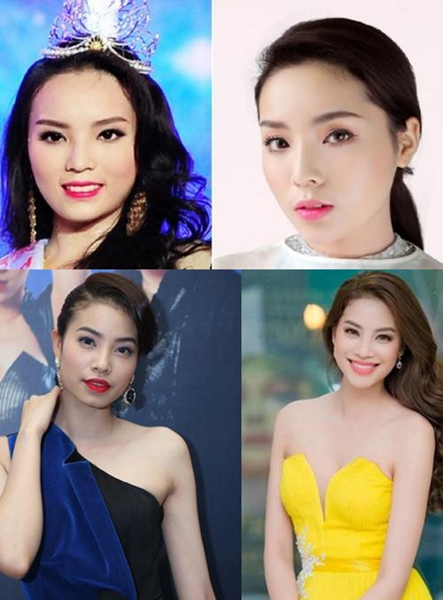 Hoa hậu Kỳ Duyên - Phạm Hương: Ai hơn ai? - 6