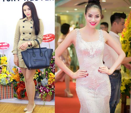 Hoa hậu Kỳ Duyên - Phạm Hương: Ai hơn ai? - 3