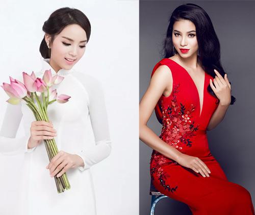 Hoa hậu Kỳ Duyên - Phạm Hương: Ai hơn ai? - 5