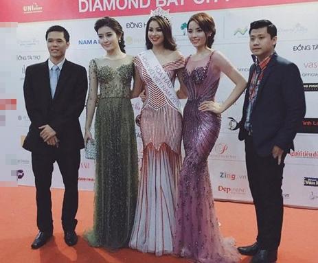 Hoa hậu Kỳ Duyên - Phạm Hương: Ai hơn ai? - 8