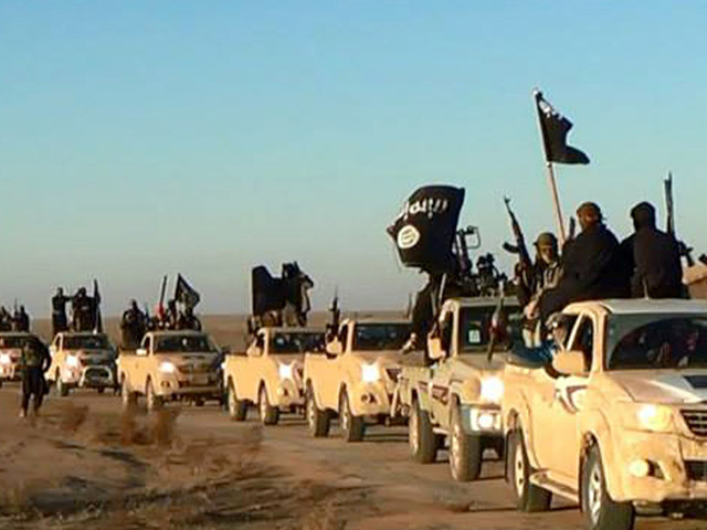 IS bất ngờ phản công sau 10 ngày bị Nga không kích - 1