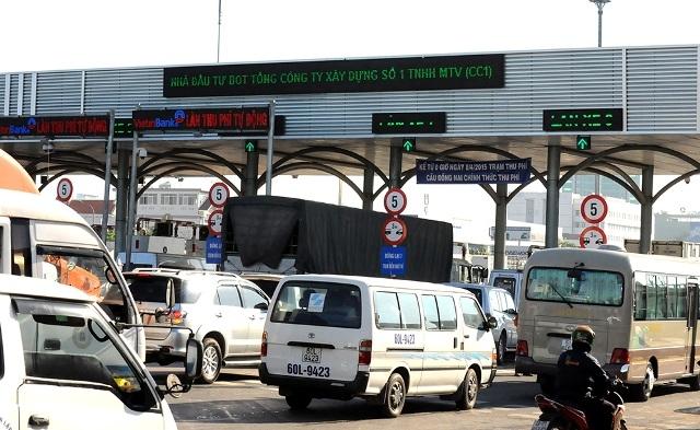 Thu phí gây ùn tắc giao thông có thể bị phạt 70 triệu đồng - 1