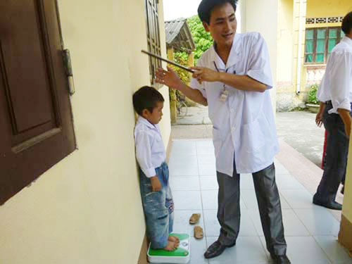 Đàn ông Việt thấp hơn so với chuẩn quốc tế 11cm - 1