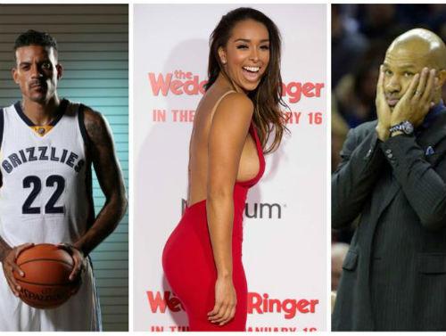 Sao NBA đánh ghen vợ và đồng đội cũ - 1
