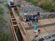 Khởi tố vụ tai nạn ở cầu tạm làm 1 người chết