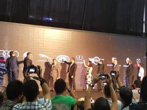 Triển lãm Ô tô Quốc tế Việt Nam 2015 chính thức khai màn