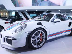 """Ngắm siêu xe Porsche 911 GT3 RS """"độc nhất"""" tại VIMS 2015"""