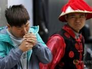 """1/3 đàn ông Trung Quốc có nguy cơ """"chết trẻ"""""""