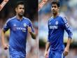 """Diego Costa sa sút: Do tăng cân hay """"tăng động""""?"""
