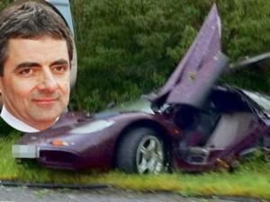 """Tình yêu xe hơi và đam mê đua xe tốc độ của """"Mr.Bean"""""""