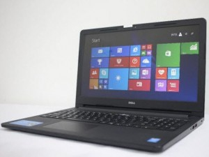 Dell Inspiron 3551: Laptop có bàn phím số, giá rẻ