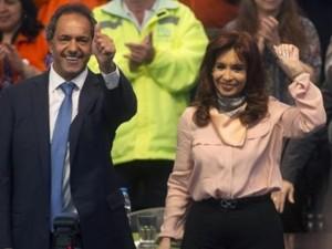 """Nữ tổng thống Argentina nhảy """"cực sung"""" trên sân khấu"""